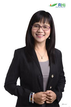 ANNA G. YU, Assistant Vice President/Head of Treasury Chief Credit and Risk Officer
