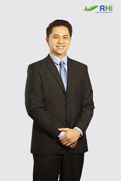 JAYPEE V. JIMENEZ, AVP/Head, RHI Procurement & Materials Management