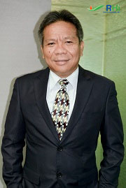 JOSE ROJO G. ALISLA, VP/GM RHI Agri-business Development Corporation