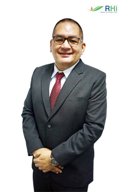 BERNARD JOSE S. LACHICA, VP/Chief Manufacturing Officer, Sugar SBU