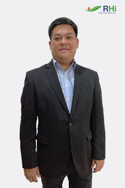 JULIUS G. RUGAS, VP/Manufacturing Operations Head - Central Azucarera Don Pedro, Inc.